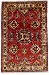 Kazak kézi csomózású gyapjú perzsa szőnyeg 80x121cm
