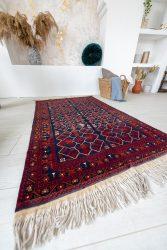 Kézi csomózású perzsa szőnyeg 150x100cm