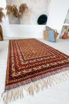 Kézi csomózású perzsa szőnyeg prémium150x100cm