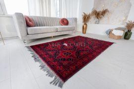 Kézi csomózású perzsa szőnyeg 189x127cm