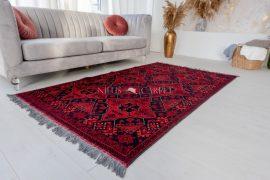 Kézi csomózású perzsa szőnyeg 199x120cm