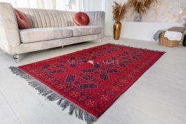Kézi csomózású perzsa szőnyeg 193x121cm