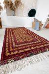 Kézi csomózású perzsa szőnyeg prémium 149x102cm