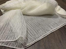 Kész függöny luxury krém alapon Macaron 300x260cm