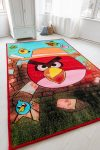 Gyerek szőnyeg Red birds szőnyeg 200x300cm