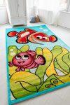 Gyerek szőnyeg Halas Orange 200x300cm