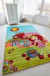 Gyerek szőnyeg Pink girl 200x300cm
