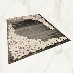 Italy art Luxury 4391 gray white 80x250cm
