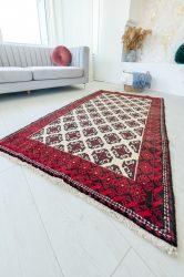 Kézi csomózású perzsa szőnyeg Ardebil 185x107cm