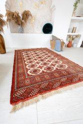 Kézi csomózású perzsa szőnyeg 113x160cm
