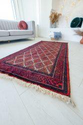 Kézi csomózású perzsa szőnyeg Baluch186x101cm