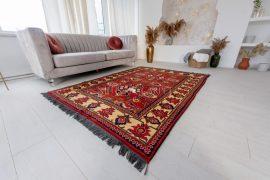 Kézi csomózású perzsa szőnyeg 147x200cm