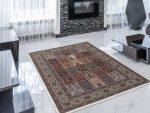 Bohara Luxury Red (bordó)  Klasszikus szőnyeg 200x300cm