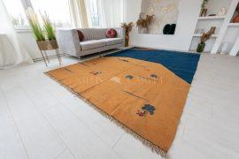 Kézi csomózású perzsa killim szőnyeg 230x342cm
