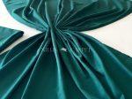Kész Luxury Sötétítő függöny (Green) Smaragdzöld  280x250