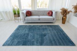 Trend egyszinű blue (kék) szőnyeg 60x110cm