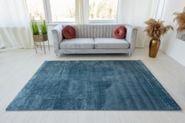 Trend egyszínű szőnyeg (Blue) 40x70cm Kék
