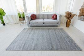 Trend egyszínű szőnyeg (Gray) 60x110cm Szürke