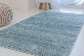 Trend egyszínű szőnyeg (Green) 80x150cm Menta Zöld