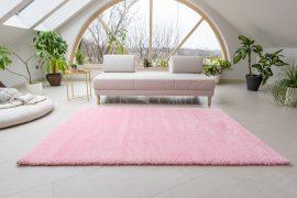 New York Shaggy Pink szőnyeg 100x150cm
