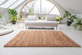 New York Shaggy Camel szőnyeg 100x150cm