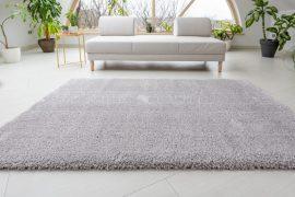 New York Shaggy Light Gray szőnyeg 200x300cm