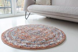 Super sultan 3042 rose (terra) szőnyeg 200cm Kerek