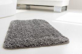 Shaggy soft szürke 50x80cm  Szőnyeg és Fürdőszobaszőnyeg