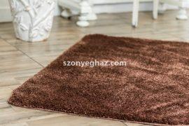 Shaggy Csoki Vajpuha 80x150cm  Szőnyeg és Fördőszoba szőnyeg