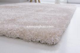 Super light beige (krém) shaggy szőnyeg 60x220cm
