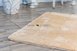 Shaggy beige Vajpuha 80x250cm szőnyeg
