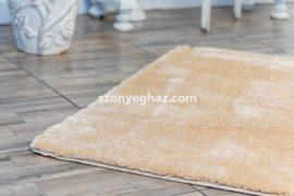 Shaggy beige Vajpuha 40x70cm szőnyeg és fürdőszoba szőnyeg