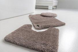 Shaggy mink Vajpuha 3 részes fürdőszoba szőnyeg 60x100cm