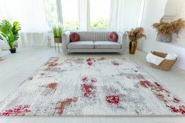 Venita Art modern Beige Red szőnyeg 120x180cm