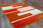 Comfort 4738 terra (narancssárga) 200x290cm