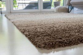 Design Shaggy 064 brown (barna) szőnyeg 120x170cm
