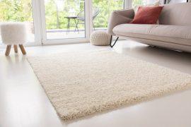 Design Shaggy cream (vanilia) szőnyeg 120x170cm