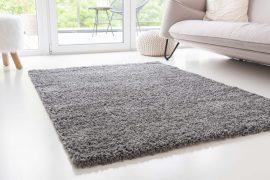 Design Shaggy dark gray (szürke) szőnyeg 80x250cm