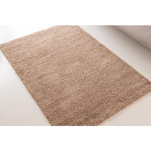 Design Shaggy light beige (bézs) szőnyeg 160x230cm