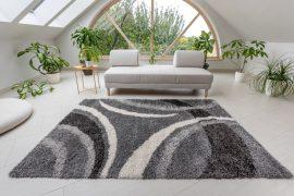 Design Shaggy 479 kardos gray (szürke) szőnyeg 200x290cm