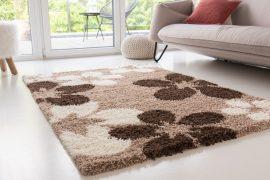 Design Shaggy 76 light beige (bézs) szőnyeg 200x290cm