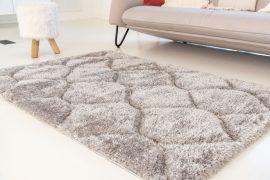 Luxury Tajmahal Shaggy szőnyeg silver (ezüst) 200x280cm