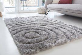 Luxury Neptunusz Shaggy szőnyeg 60x220cm