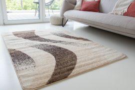 Design 76 beige (bézs) szőnyeg 80x150cm