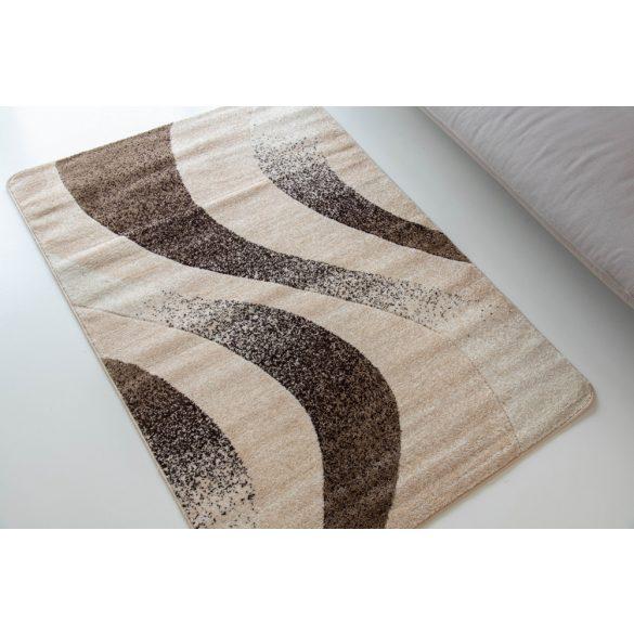 Design 76 beige (bézs) szőnyeg 60x110cm