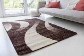 Design 76 brown (barna) szőnyeg 200x290cm