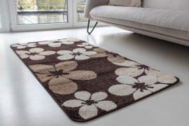 Design 83 brown (barna) szőnyeg 60x220cm