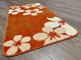 Design Katarina (orange) szőnyeg 80x150cm Narancssárga