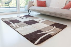 Design 84 brown (barna) szőnyeg 60x220cm