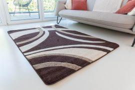 Design 86 brown (barna) szőnyeg 60x110cm